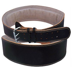 Plain Leather Weight Lifting Belts